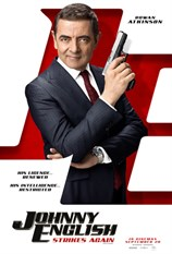 Johnny English Strikes Again (Digital)
