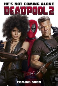 Deadpool 2 (Dolby Atmos Digital)