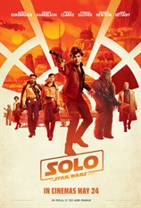Solo: A Star Wars Story (First Class)