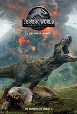 Jurassic World: Fallen Kingdom (First Class)