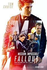 Mission: Impossible - Fallout (First Class)