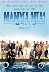 Mamma Mia! Here We Go Again (First Class)