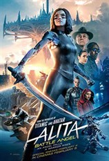 Alita: Battle Angel (First Class)