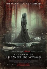 The Curse of the Weeping Woman (First Class)