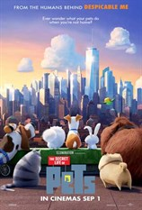 The Secret Life Of Pets (Digital)