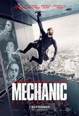 Mechanic: Resurrection (First Class)