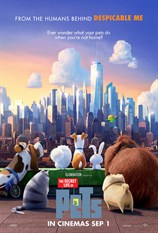 The Secret Life Of Pets (First Class)