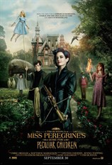 Miss Peregrine's Home For Peculiar Children (First Class)