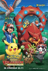 Pokemon The Movie: Volcanion And The Mechanical Marvel (Digital)