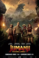 Jumanji: Welcome To The Jungle (Digital)