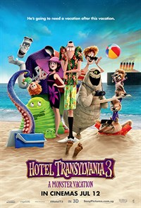 Hotel Transylvania 3: A Monster Vacation (Digital)