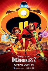 The Incredibles 2 (Digital)
