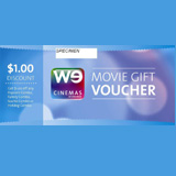 Weekday Movie Gift Vouchers' title='Weekday Movie Gift Vouchers