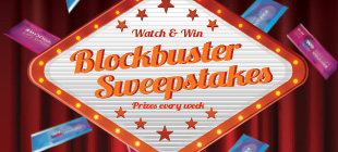 Blockbuster Sweepstakes