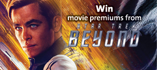 Win Movie Premiums from Star Trek Beyond