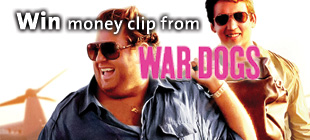 Win Money Clip from War Dogs