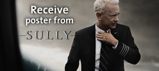 Receive Sully Poster