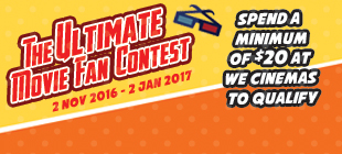 The Ultimate Movie Fan Contest