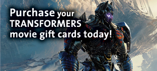 Purchase your Movie Gift Cards today from TRANSFORMERS THE LAST KNIGHT