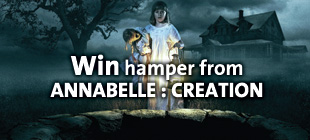 Win hamper from Annabelle : Creation