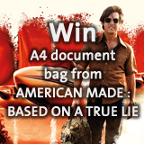 Win A4 Document Bag from AMERICAN MADE : BASED ON A TRUE LIE