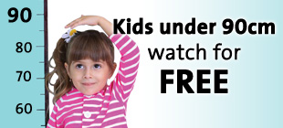 Kids Enjoy the Movies Free!