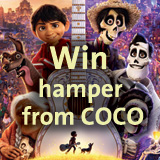 Win hamper from COCO