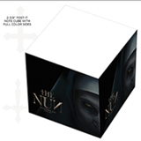 Win a note cube from THE NUN
