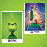 Pre-order your THE GRINCH Movie Gift Cards