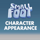 Character Appearance | SMALL FOOT | Meechee and Migo