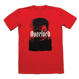 Win limited edition t-shirt from OVERLORD