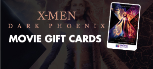 Purchase your X-MEN DARK PHOENIX Movie Gift Cards