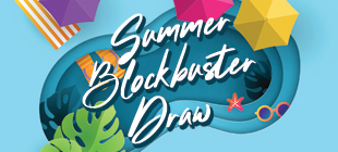 WE Cinemas Summer Blockbuster Draw