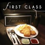 FIRST CLASS F&B Special - Fish & Chips Set Meal