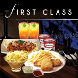 FIRST CLASS Valentine's Day Set Meal