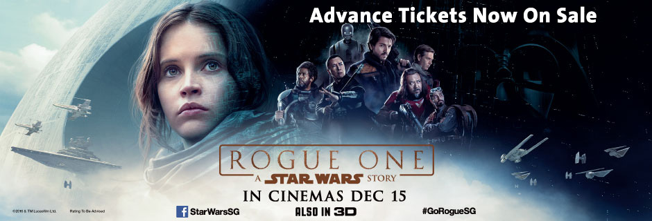 Rogue One: A Star Wars Story - Advance