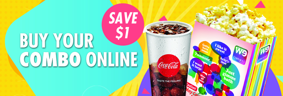 Buy Your Combo Online - Save $1
